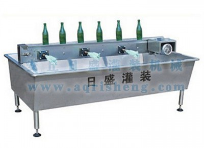 CSP-6轨道式刷瓶机